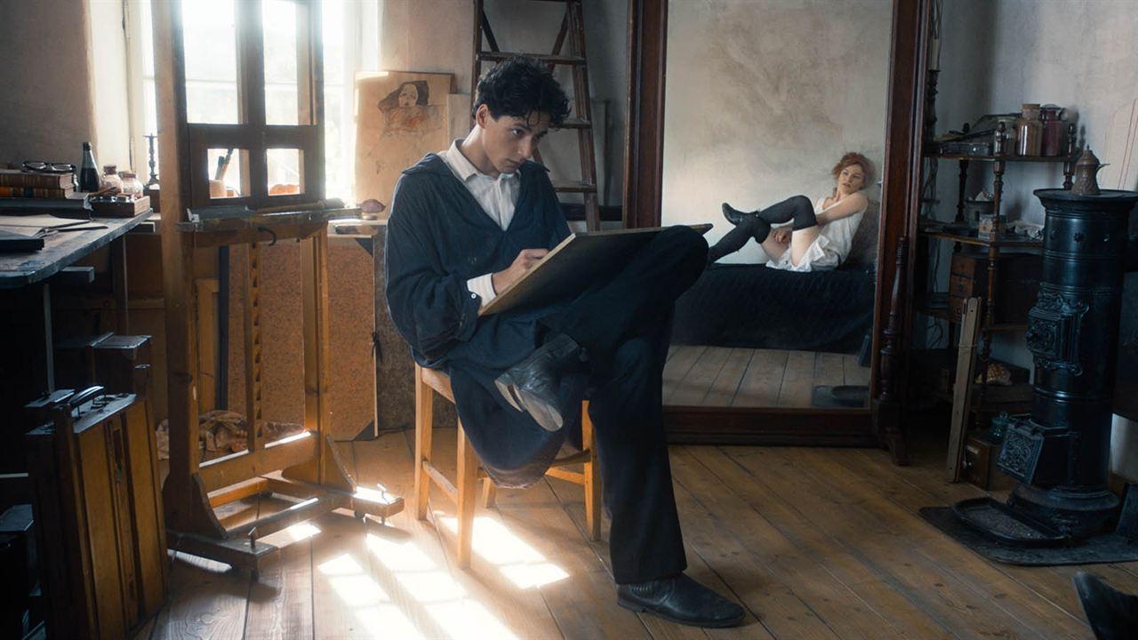 Egon Schiele : Photo Noah Saavedra