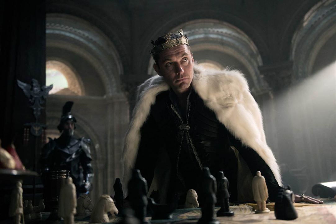 Le Roi Arthur: La Légende d'Excalibur : Photo Jude Law