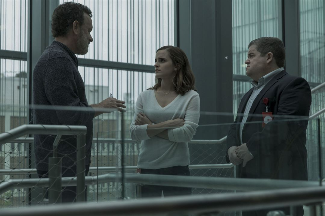 The Circle : Photo Emma Watson, Patton Oswalt, Tom Hanks