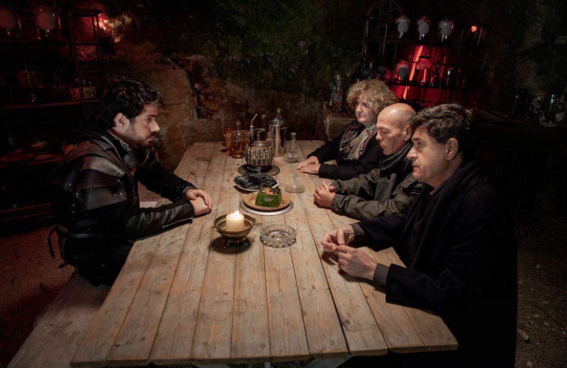 Photo Agnès Boury, Gerard Darier, Lionnel Astier, Simon Astier