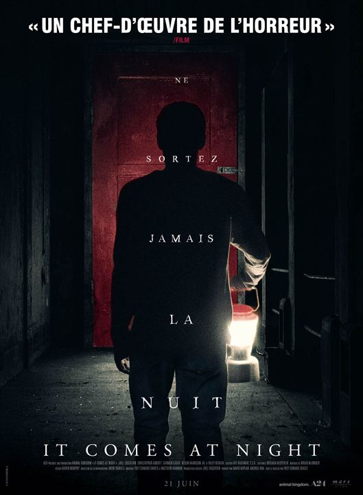 It Comes At Night : Affiche