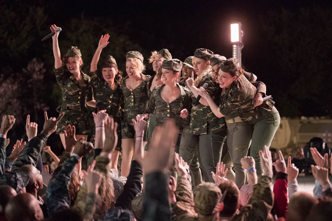 Pitch Perfect 3 : Photo Anna Camp, Anna Kendrick, Brittany Snow, Ester Dean, Hailee Steinfeld