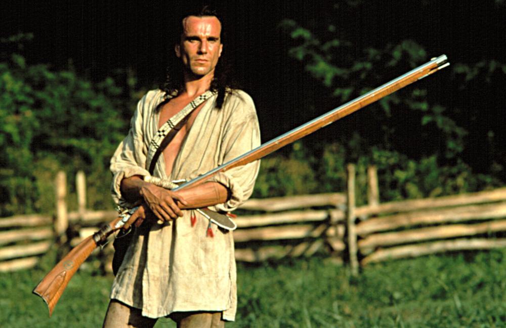 Le Dernier des Mohicans : Photo Daniel Day-Lewis