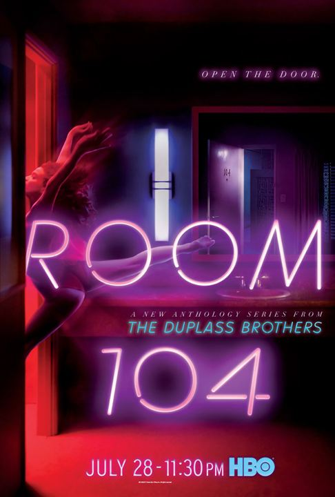 Room 104 : Affiche