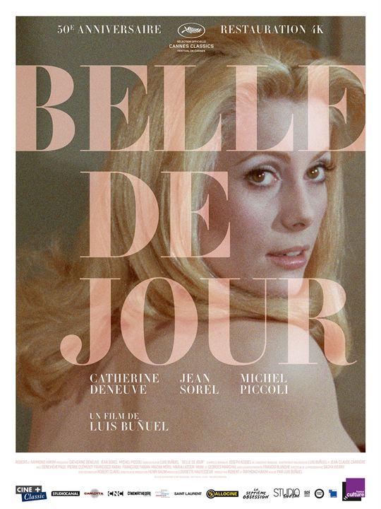 Belle de Jour : Affiche