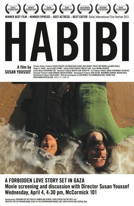 Habibi : Affiche