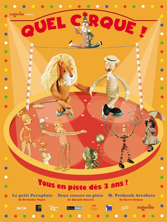 Quel cirque ! : Affiche