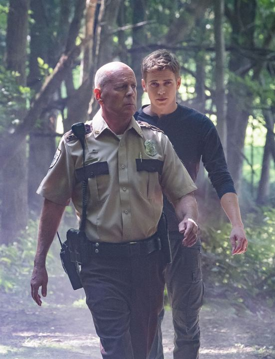 First Kill : Photo Bruce Willis, Hayden Christensen