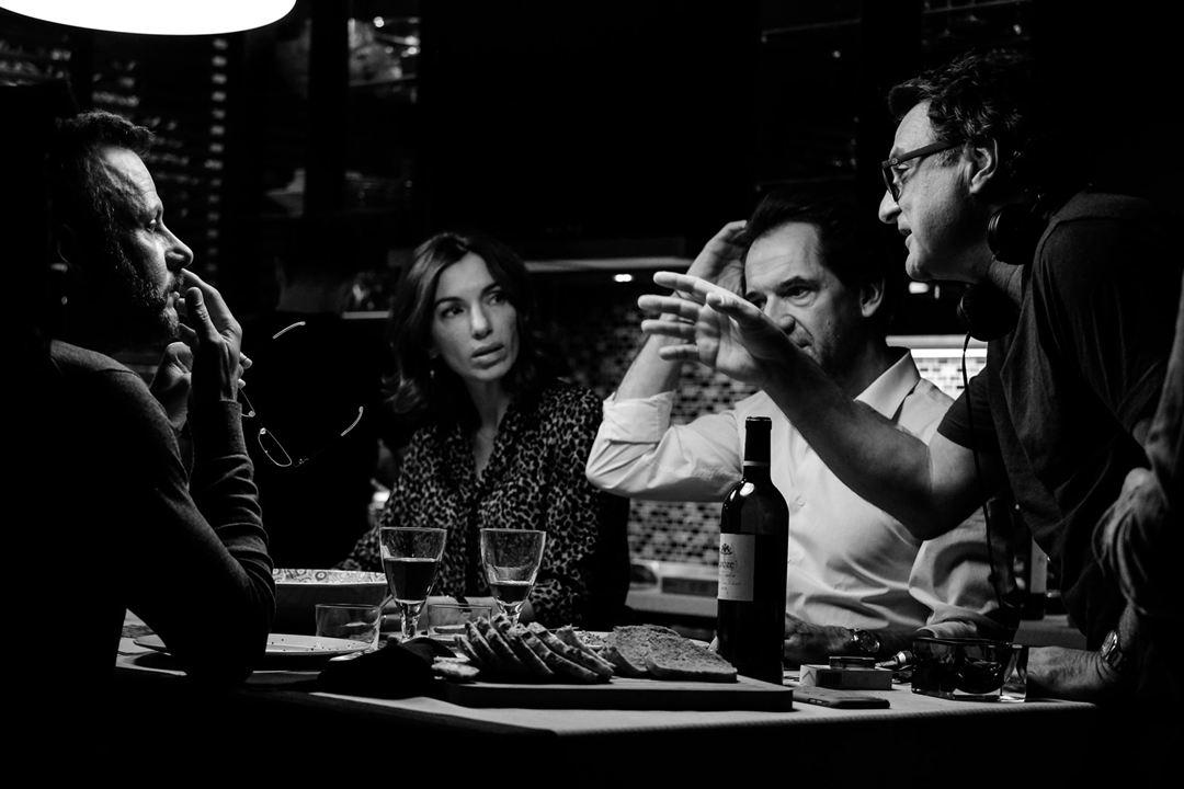 L'un dans l'autre : Photo Aure Atika, Bruno Chiche, Pierre-François Martin-Laval, Stéphane De Groodt
