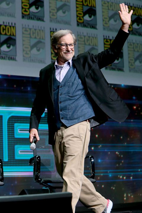 Ready Player One : Photo promotionnelle Steven Spielberg