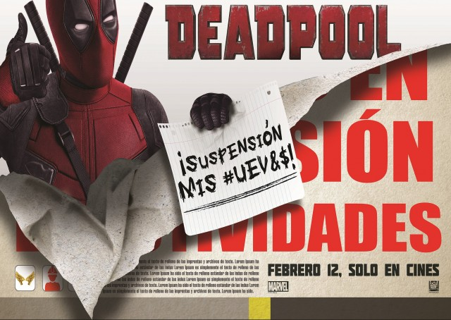 Deadpool : Photo promotionnelle