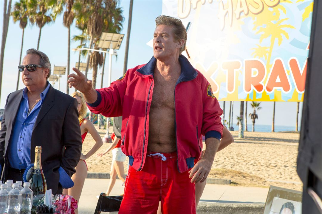 Killing Hasselhoff : Photo David Hasselhoff, Jon Lovitz