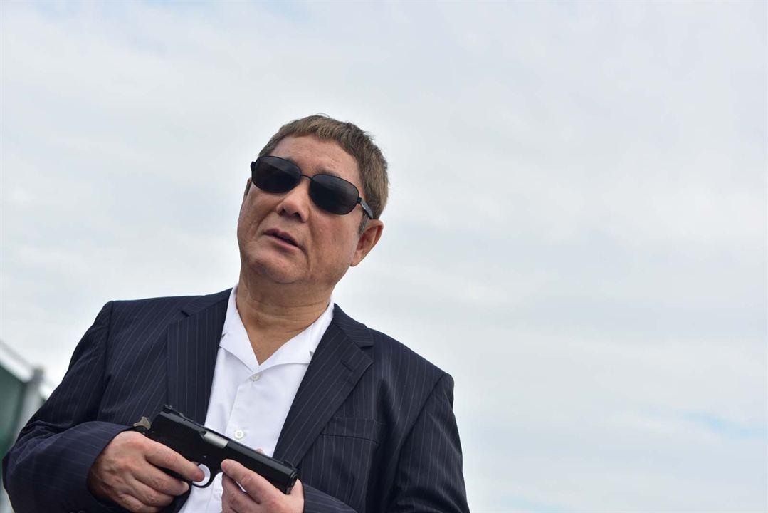 Outrage Coda : Photo Takeshi Kitano