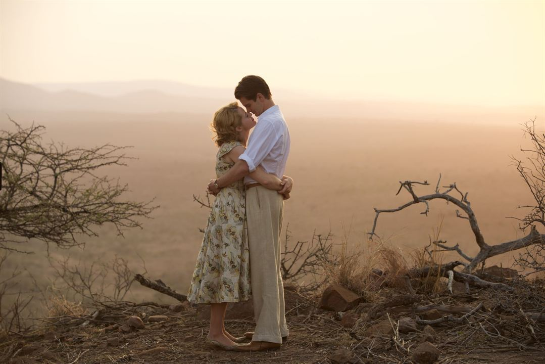 Breathe : Photo Andrew Garfield, Claire Foy
