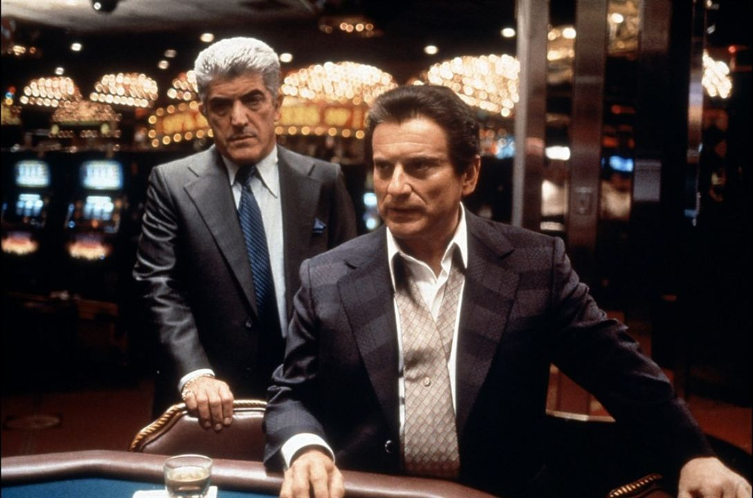 Casino : Photo Frank Vincent, Joe Pesci