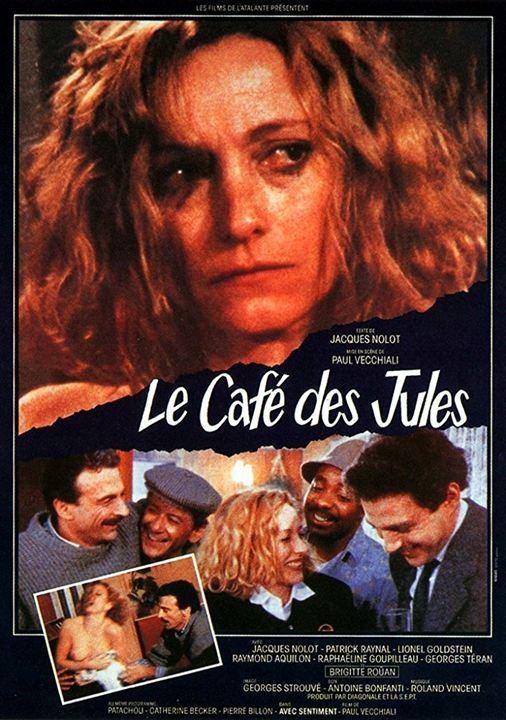 Le Café des jules : Affiche