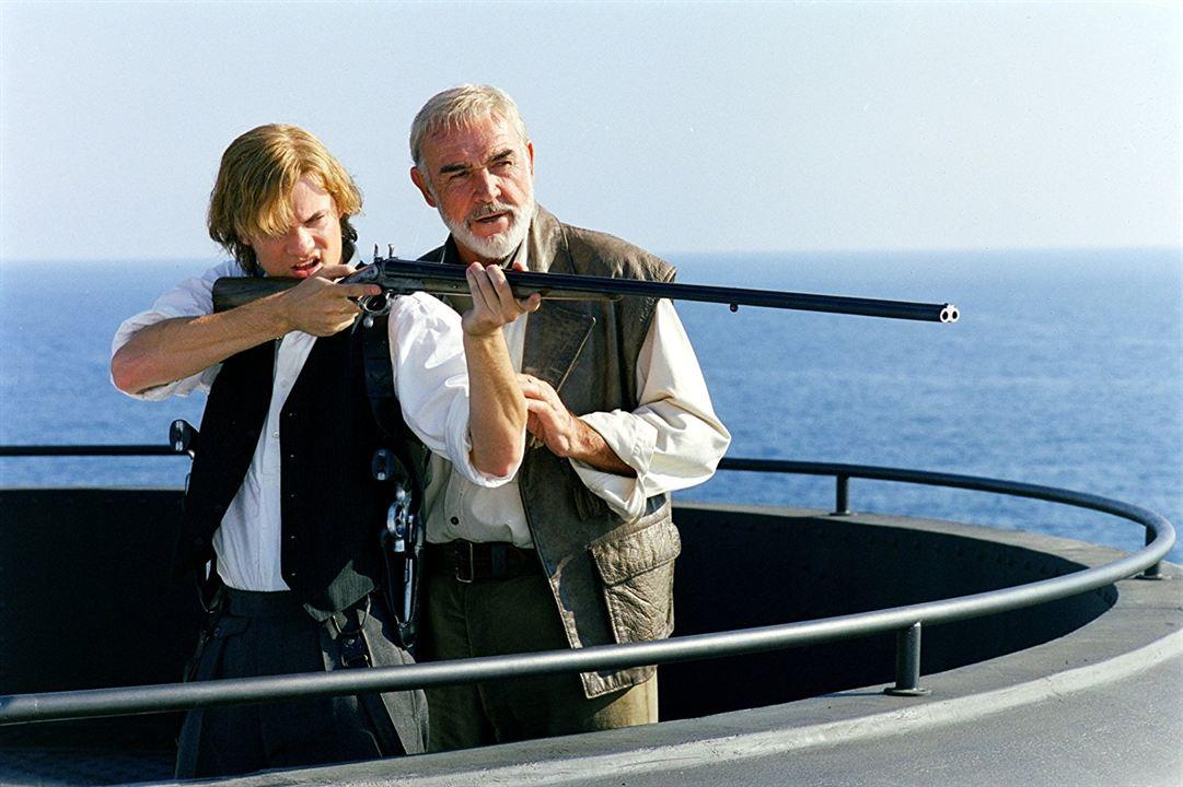 La Ligue des Gentlemen Extraordinaires : Photo Sean Connery, Shane West