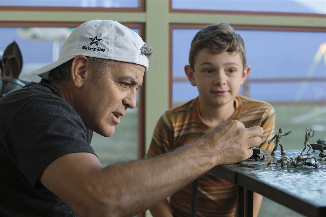 Bienvenue à Suburbicon : Photo George Clooney, Noah Jupe