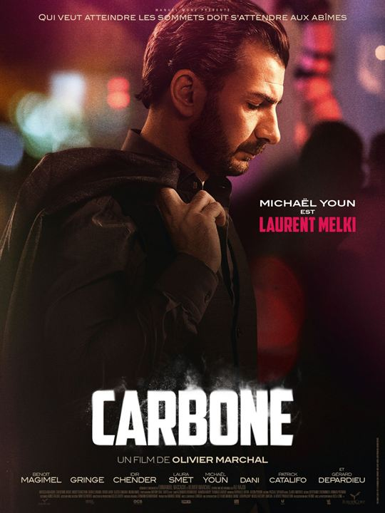 Carbone : Affiche