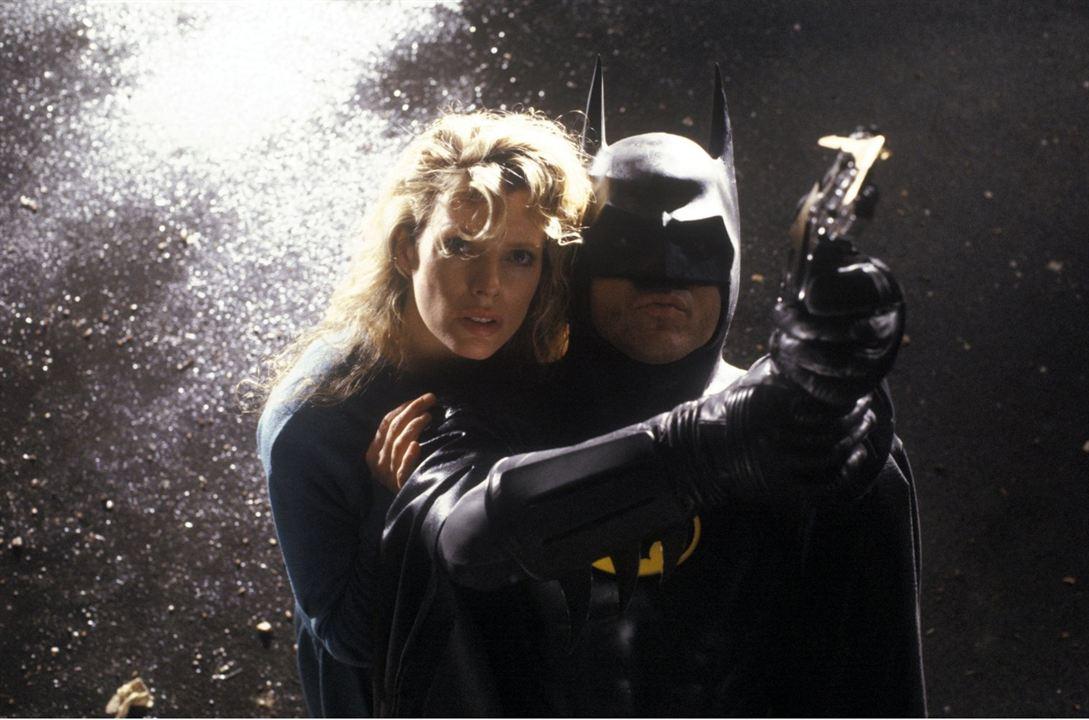 Batman : Photo Kim Basinger, Michael Keaton