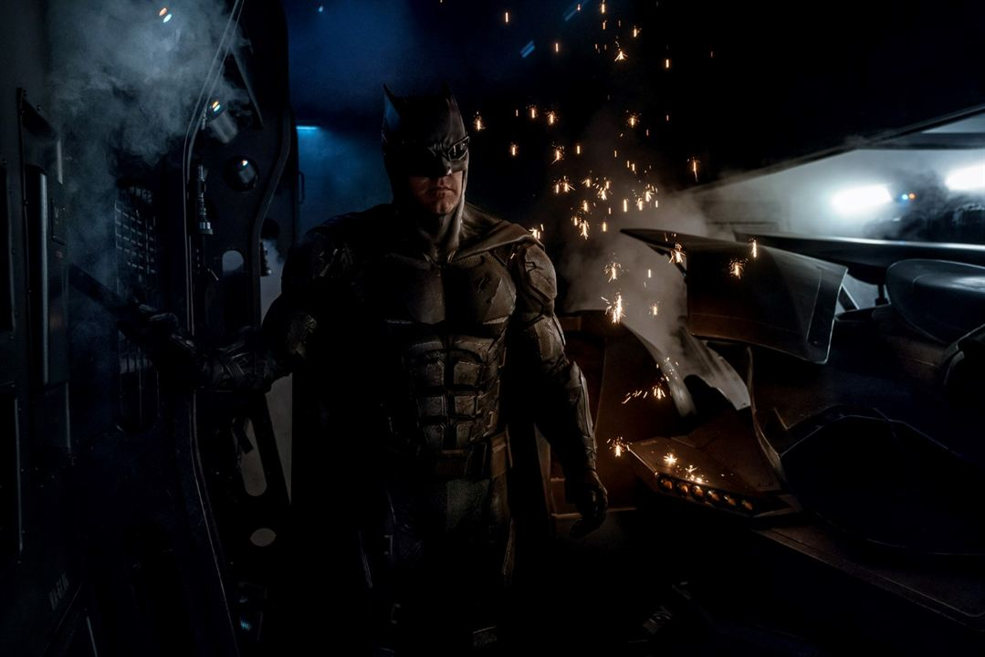Justice League : Photo Ben Affleck