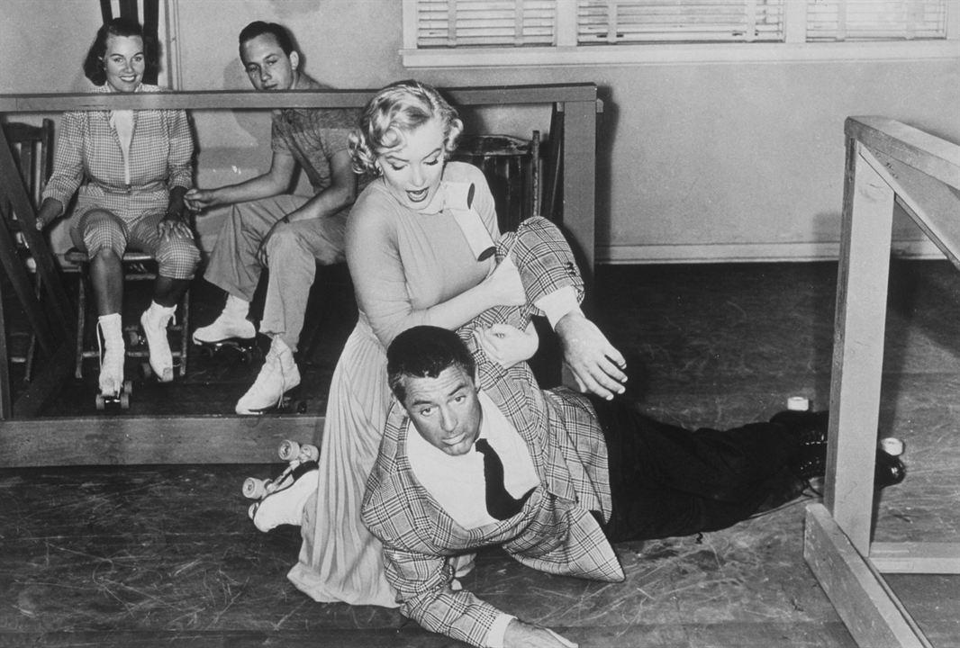 Chérie je me sens rajeunir : Photo Cary Grant