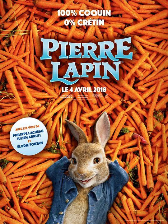 Pierre Lapin : Affiche