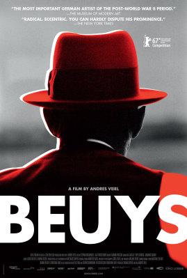 Beuys : Affiche