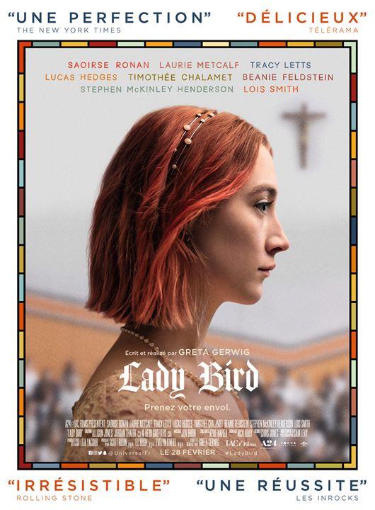 Lady Bird : Affiche