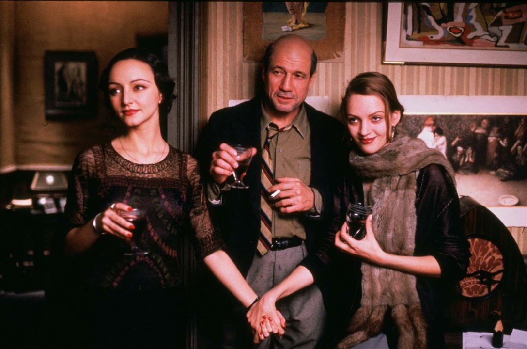 Henry & June : Photo Fred Ward, Maria de Medeiros, Uma Thurman