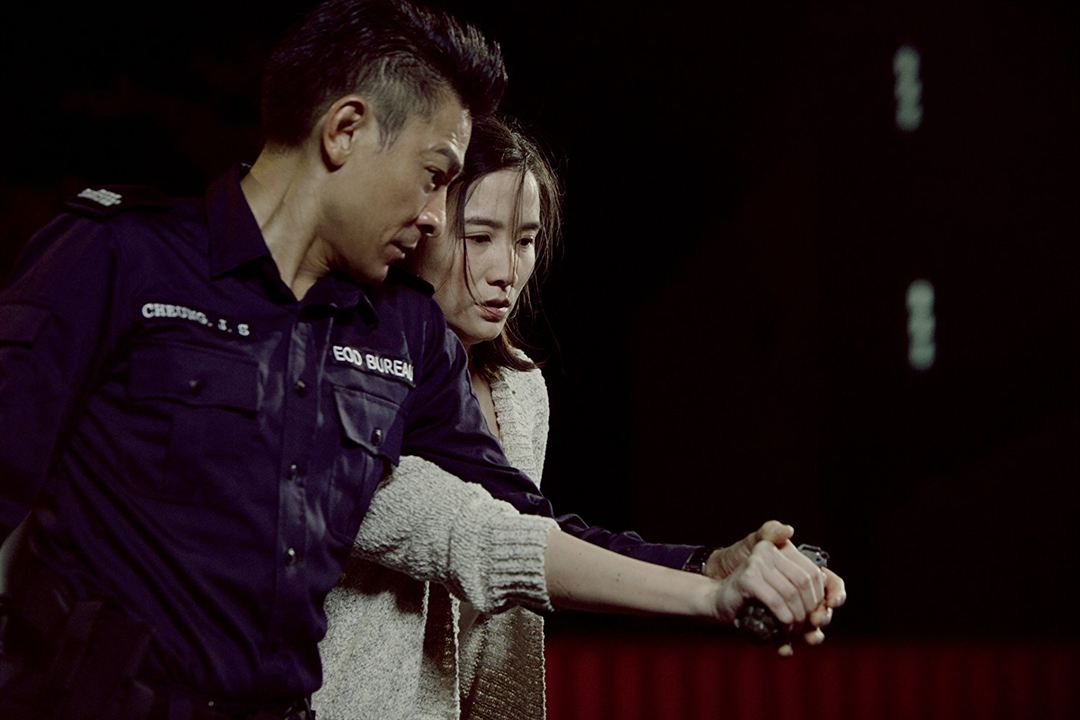 Shock Wave : Photo Andy Lau, Jia Song