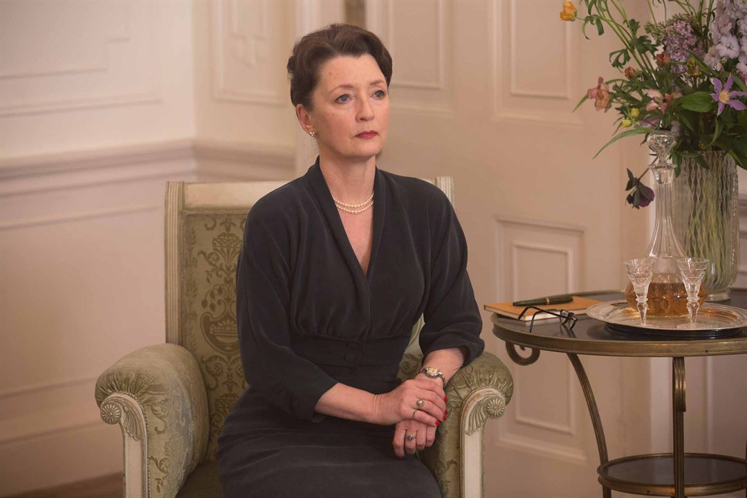 Phantom Thread : Photo Lesley Manville