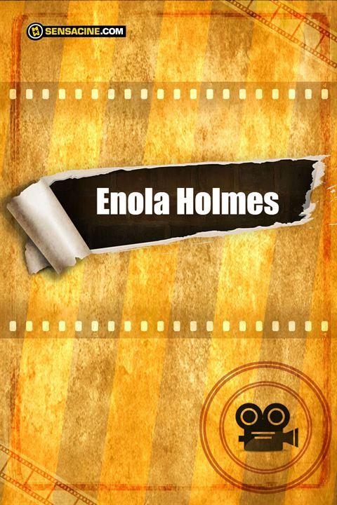 Enola Holmes : Affiche