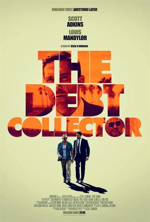 The Debt Collector : Affiche