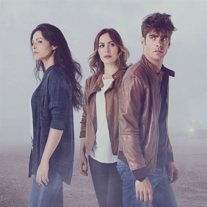 Photo Ana Álvarez, Irene Montala, Jon Kortajarena