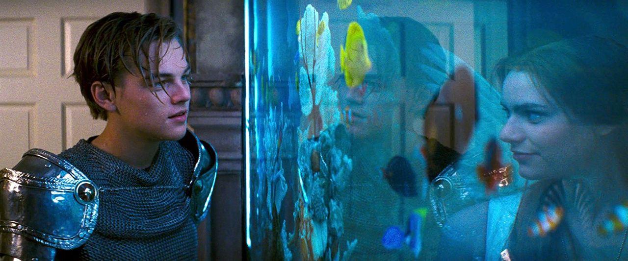 Romeo + Juliette : Photo Claire Danes, Leonardo DiCaprio