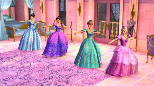 Photo du film barbie et les trois mousquetaires photo 3 - Barbie et les 3 mousquetaires ...