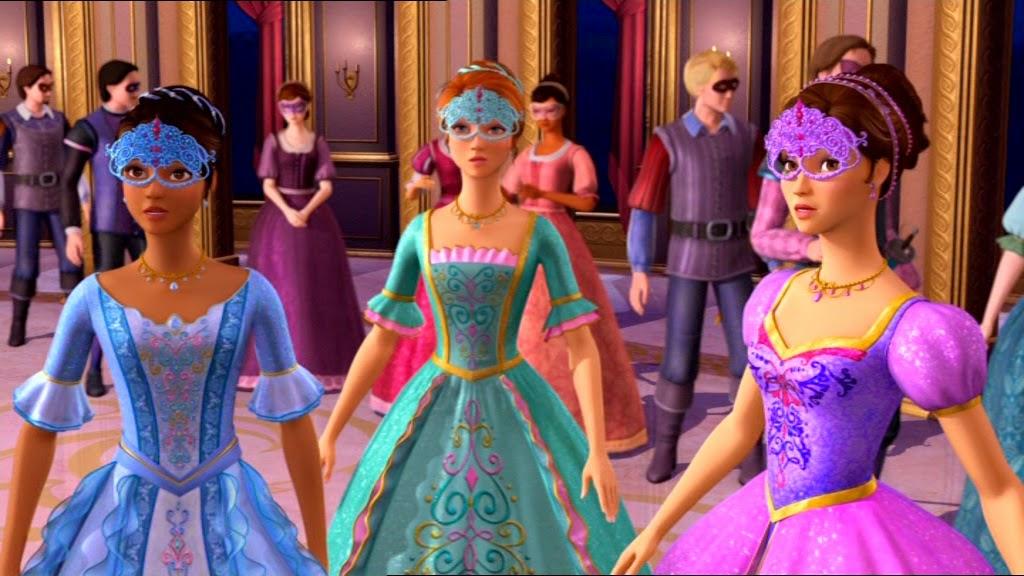 Photo du film barbie et les trois mousquetaires photo 7 - Barbie les trois mousquetaires ...