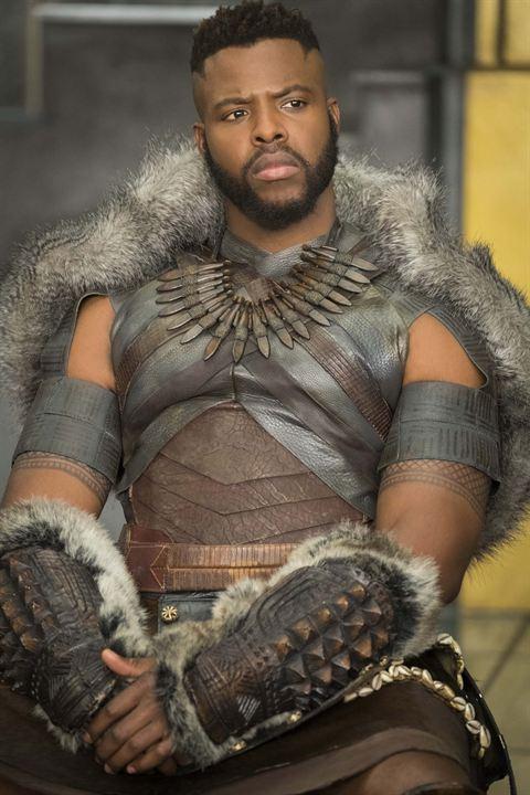 Black Panther : Photo Winston Duke