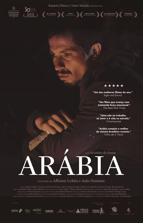 Arábia : Affiche