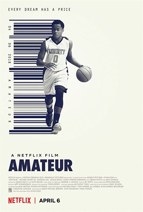 Amateur : Affiche