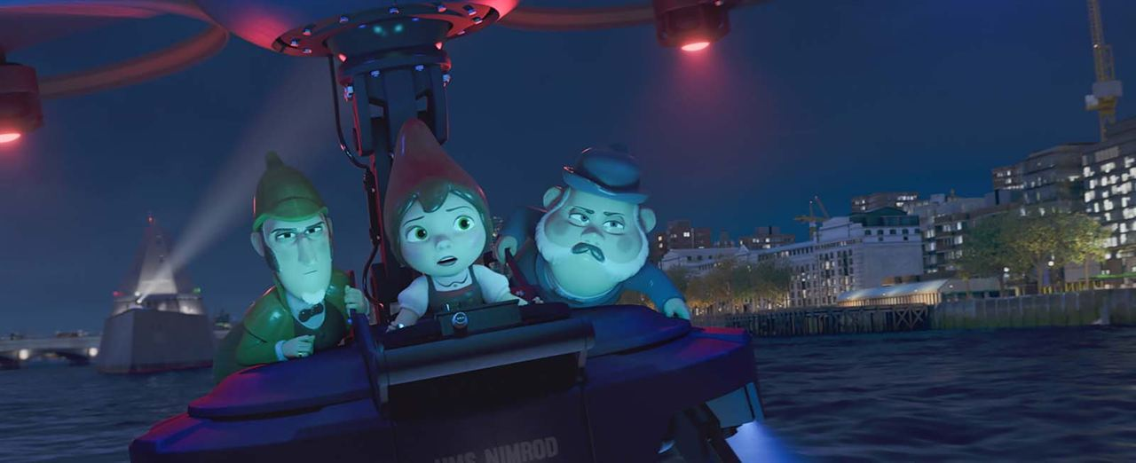 Sherlock Gnomes : Photo