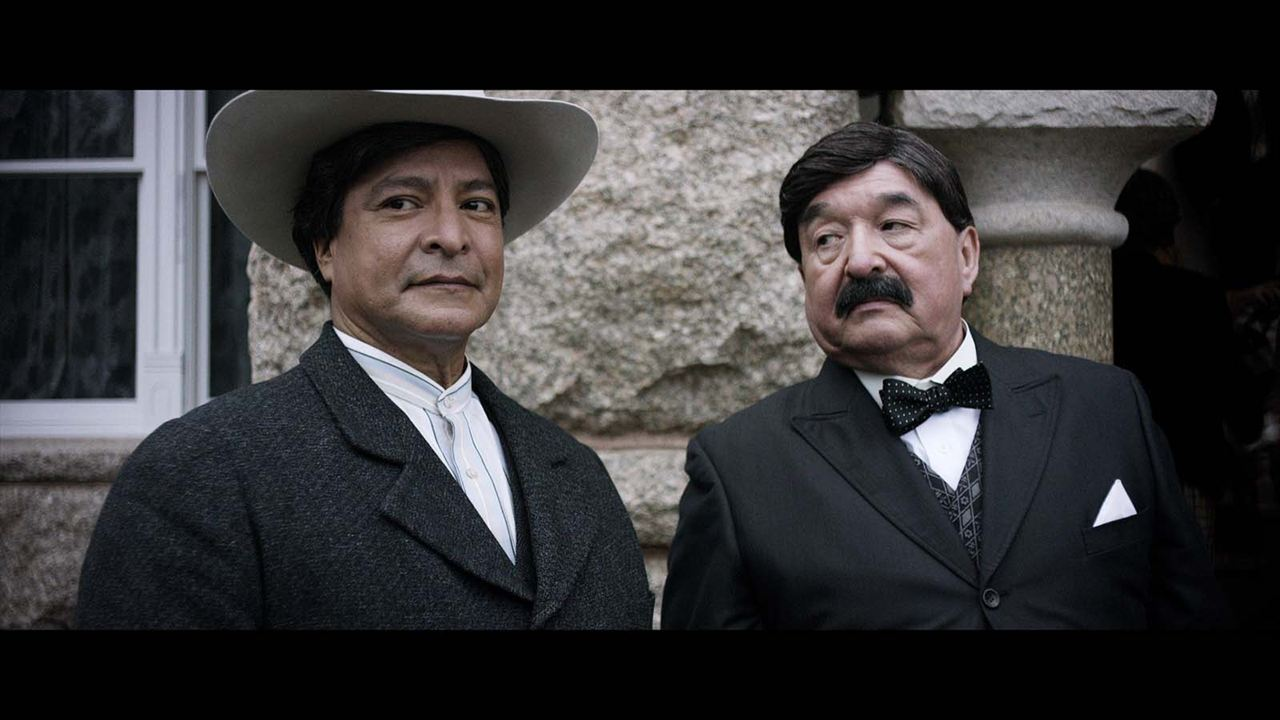 Te Ata : Photo Gil Birmingham, Graham Greene (II)