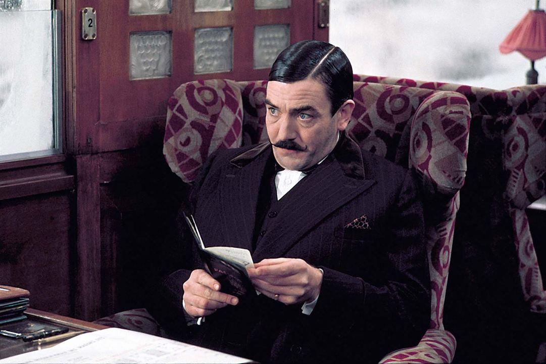 Le Crime de l'Orient-Express : Photo Albert Finney