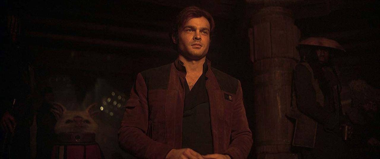 Solo: A Star Wars Story : Photo Alden Ehrenreich