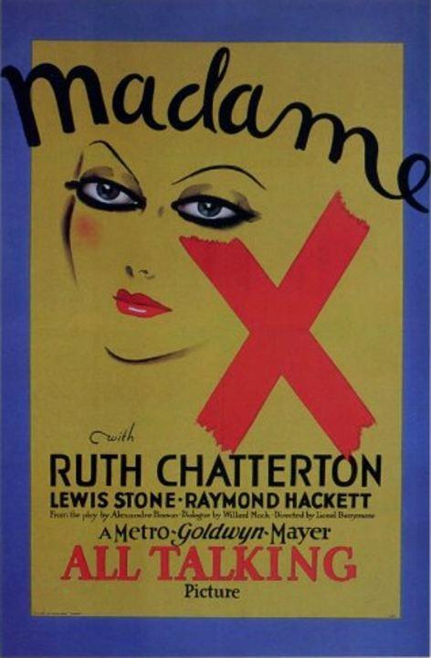 Madame X : Affiche