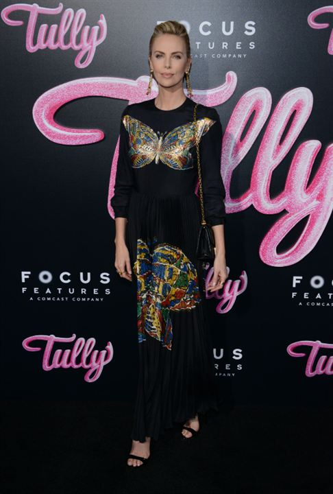 Tully : Photo promotionnelle Charlize Theron