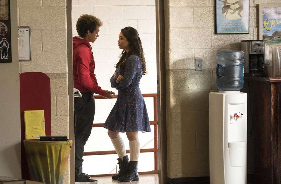 Photo Auli'i Cravalho, Damon J. Gillespie