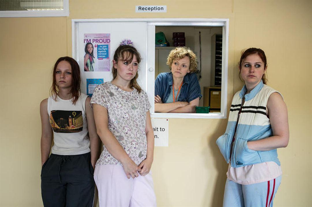 Photo Liv Hill, Maxine Peake, Molly Windsor, Ria Zmitrowicz