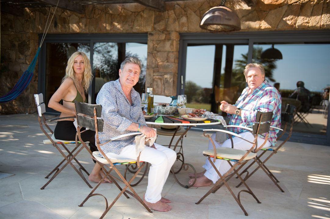 Amoureux de ma femme : Photo Daniel Auteuil, Gérard Depardieu, Sandrine Kiberlain